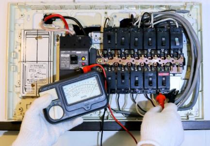 総合電気設備工事イメージ