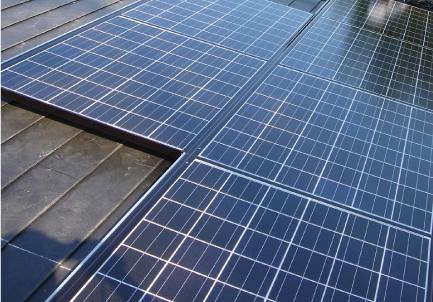太陽光発電工事イメージ